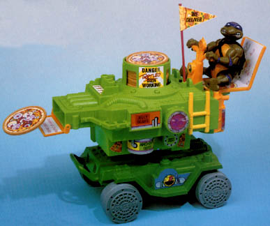 [Figurines] TMNT: Movie Star - Playmates (1990-1993)  Thrower