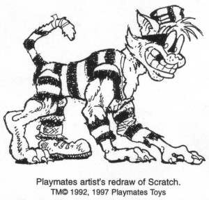Scratch -byBrown