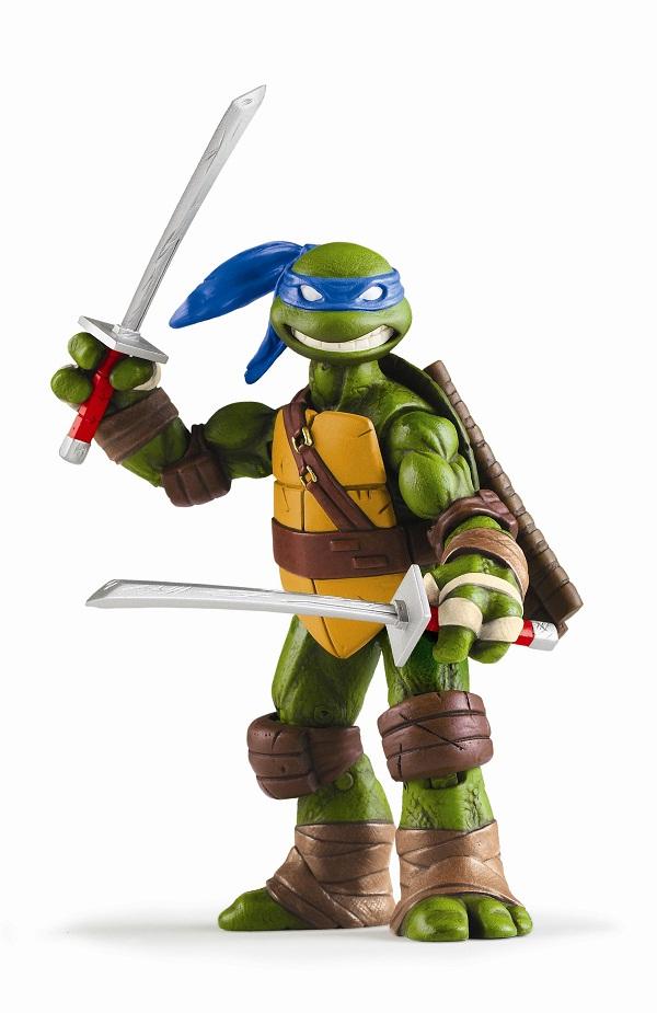 Playmates 2012 Leonardo Teenage Mutant Ninja Turtles