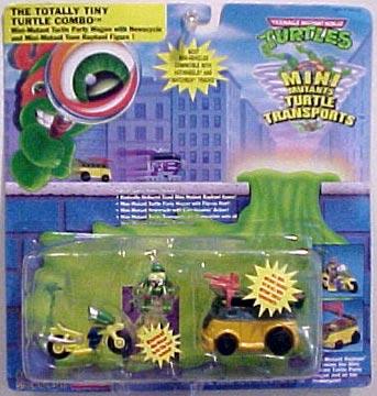 Mini Mutants Party Wagon | Toys Wiki | Fandom powered by Wikia