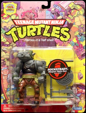 Have tmnt 25th anniversary toys are
