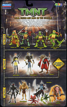 Playmates 2007 Shredder Teenage Mutant Ninja Turtles