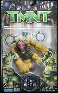 Playmates 2007 Sloth Monster Teenage Mutant Ninja Turtles