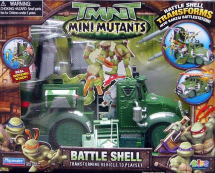 Mini-Mutant Playsets